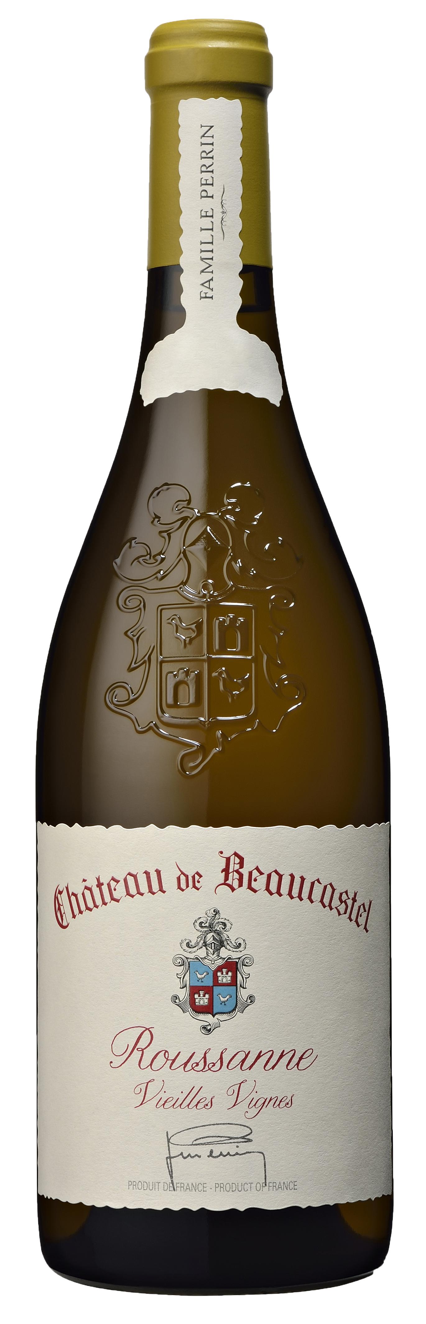 Château de Beaucastel, Roussanne Vieilles Vignes 2017