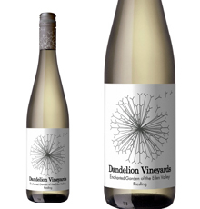 Dandelion Vineyards, `Enchanted Garden of the Eden Valley` Riesling 2016
