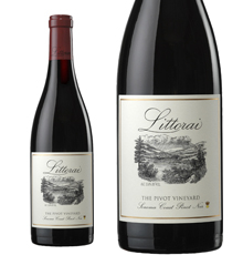 Littorai, `The Pivot Vineyard` Sonoma Coast Pinot Noir 2015