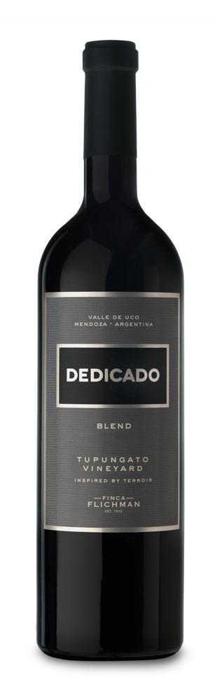 Finca Flichman Dedicado, 'Tupungato Vineyard' Blend 2015