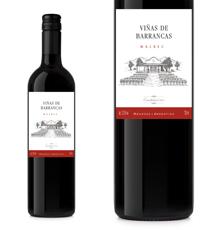 Viñas de Barrancas, Mendoza Malbec 2017
