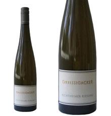 Dreissigacker, Bechtheimer Riesling 2015