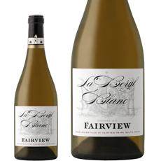 Fairview, `La Beryl Blanc` Paarl Chenin Blanc/Muscat 2017