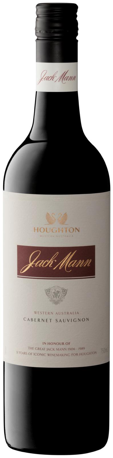 Houghton, Jack Mann Cabernet Sauvignon 2014