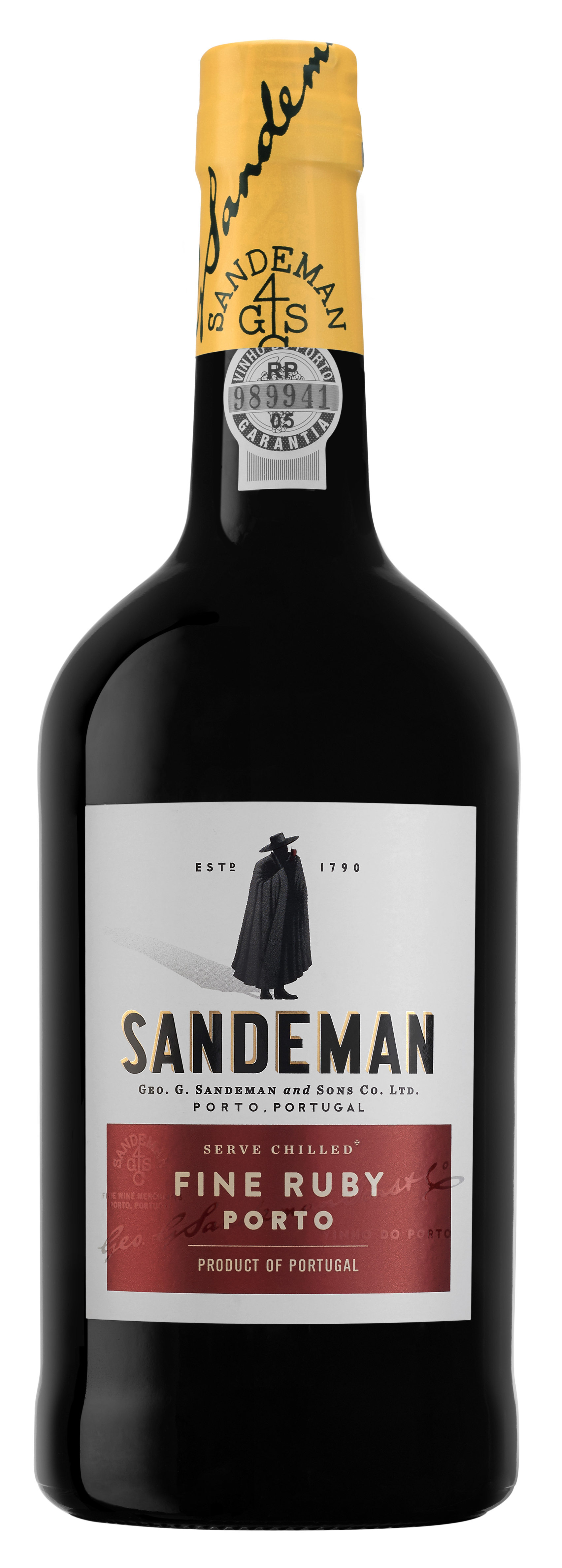 Sandeman, Ruby Port NV