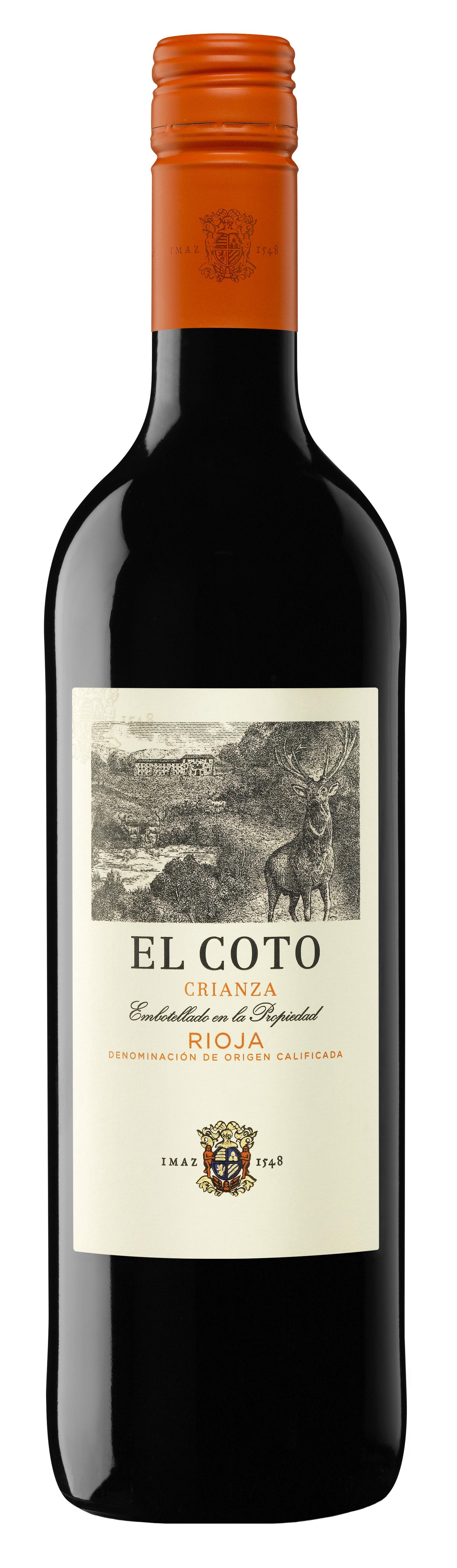 El Coto, Rioja Crianza 2015