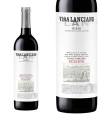 Bodegas LAN, 'Vina Lanciano' Rioja Reserva 2010