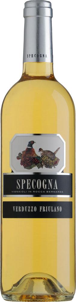 Specogna, Verduzzo Friulano 2011