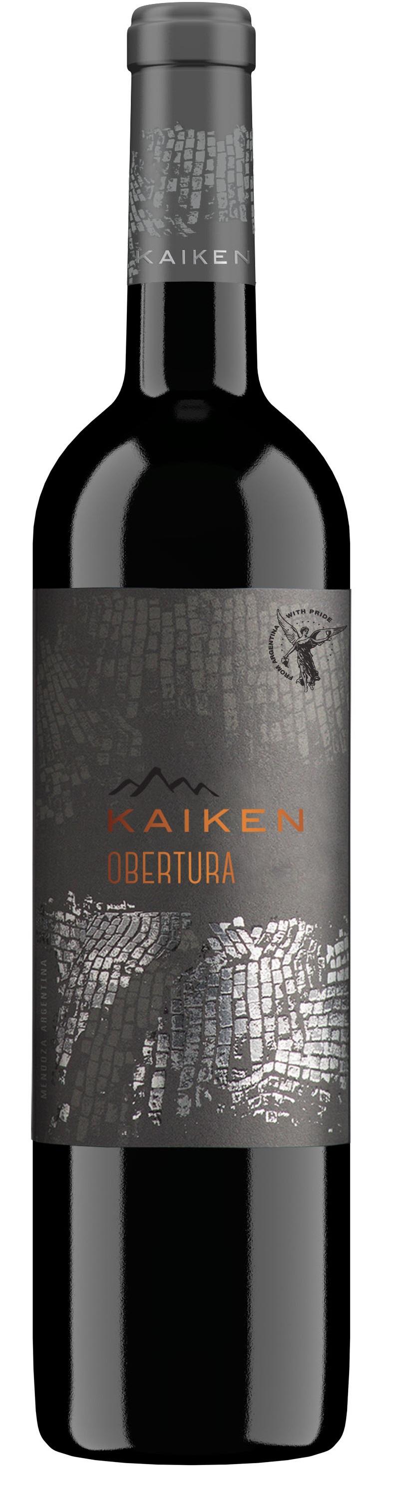 Kaiken, Obertura Uco Valley Cabernet Franc 2014