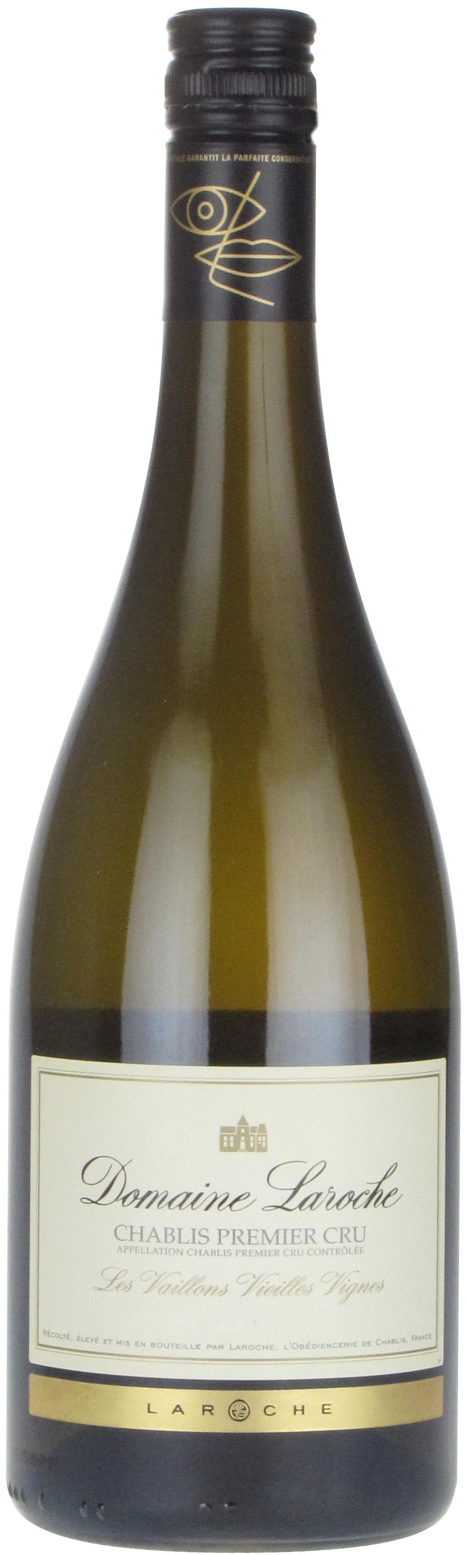 Domaine Laroche, Domaine Laroche Chablis 1er Cru `Les Vaillons` Vieilles Vignes 2016