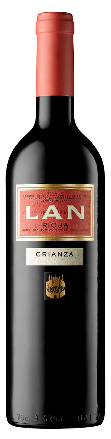 Bodegas LAN, Rioja Crianza 2015