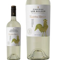 Château Los Boldos Tradition Réserve, Sauvignon Blanc 2016