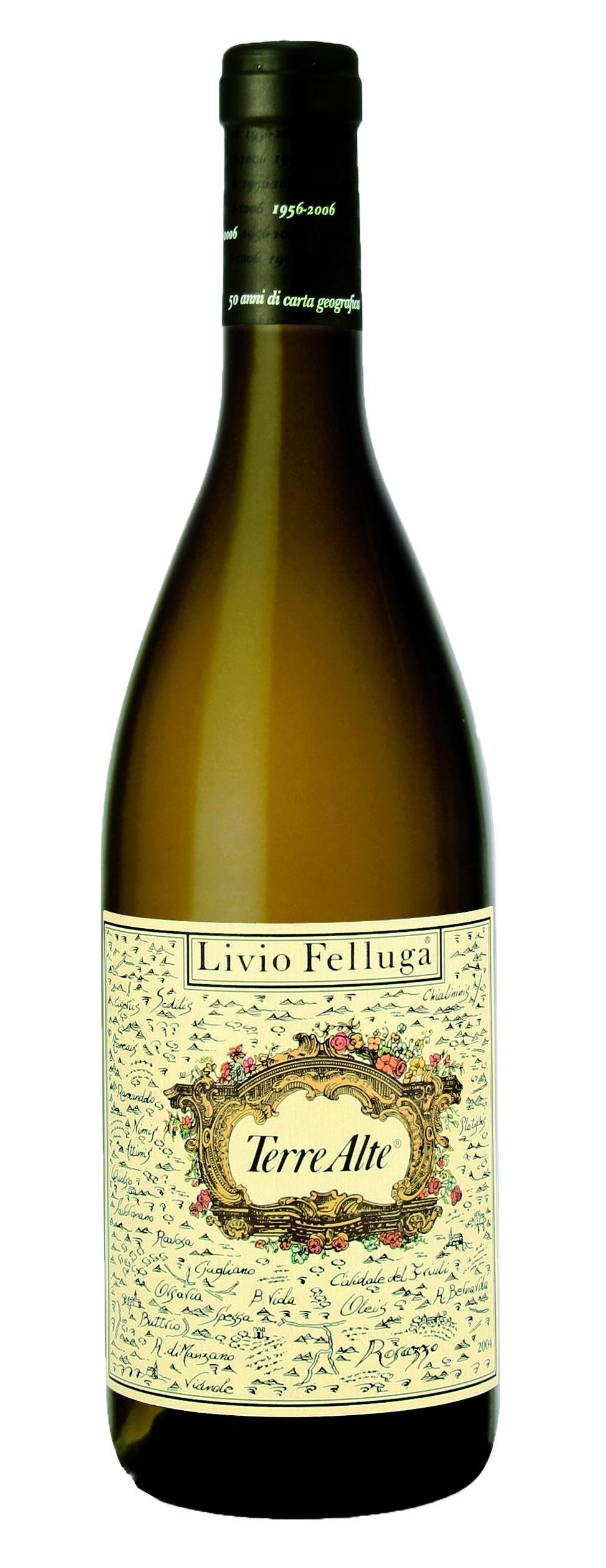 Livio Felluga, `Terre Alte` 2009