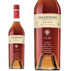 Valdespino, 'Rare Spirits' Ron Viejo  NV