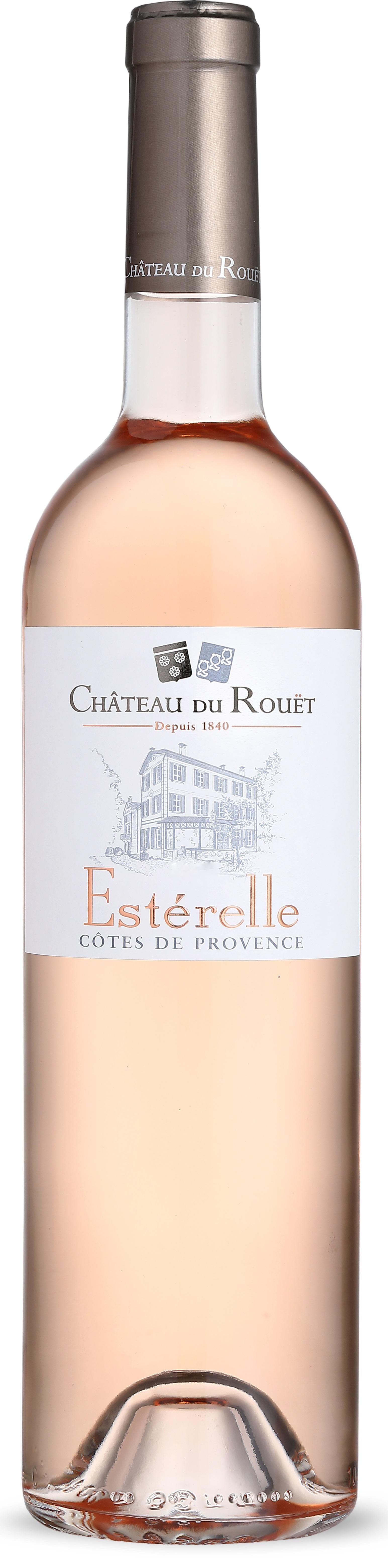 Château du Rouët, `Estérelle` Côtes de Provence 2017